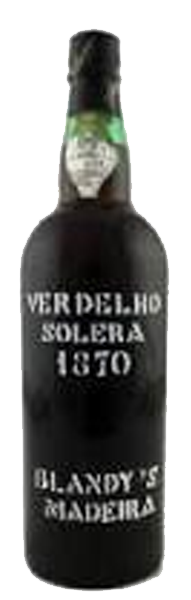 Product Image for BLANDY'S SOLERA VERDELHO 1870