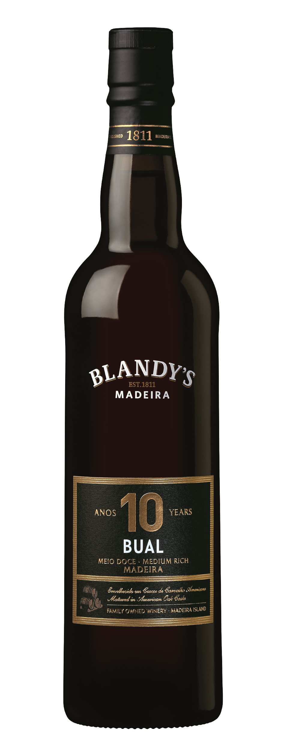 Product Image for BLANDY'S BUAL 10 YEAR OLD