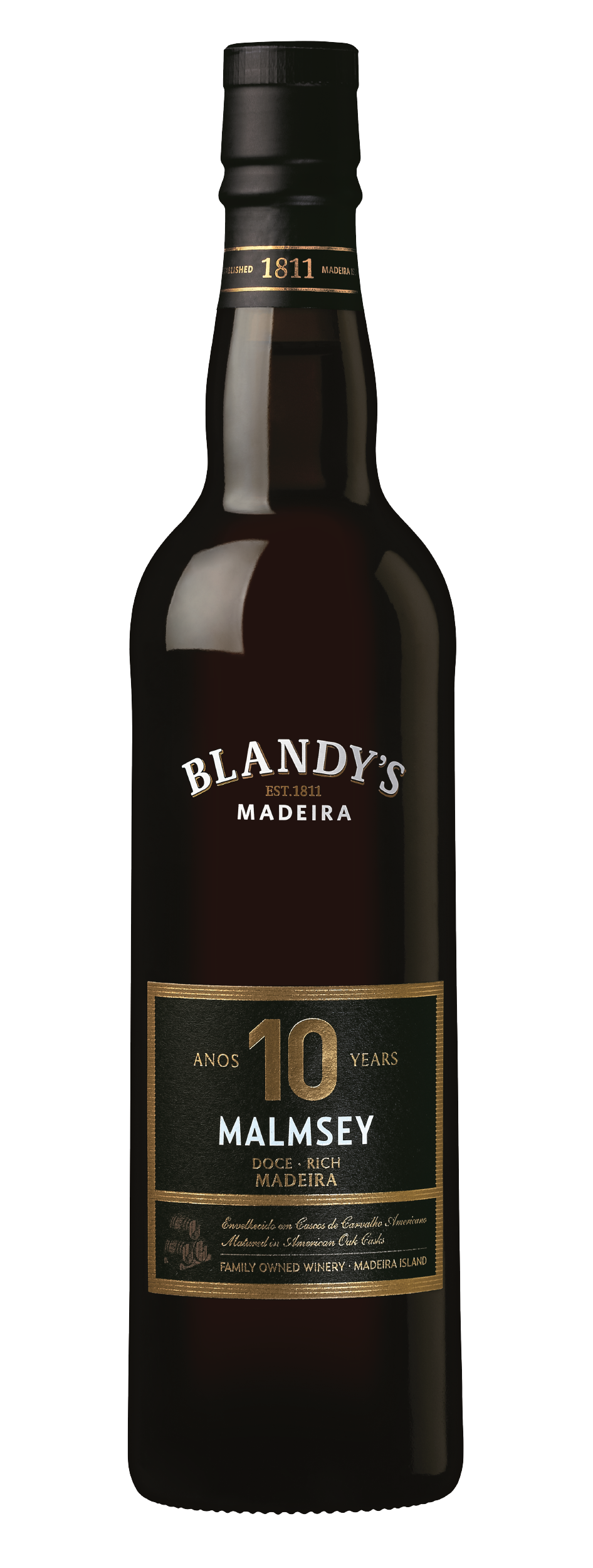 Product Image for BLANDY'S MALMSEY 10 YEAR OLD