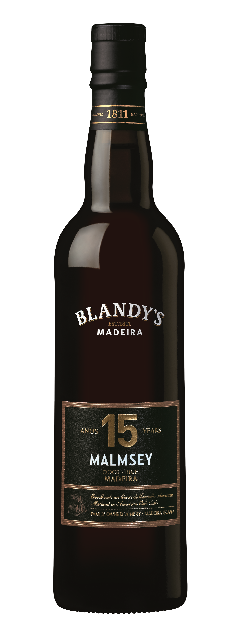 Product Image for BLANDY'S MALMSEY 15 YEAR OLD