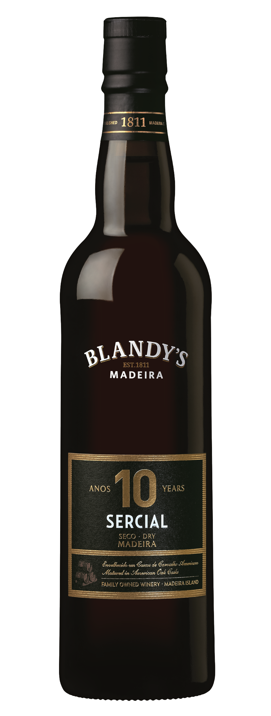 Product Image for BLANDY'S SERCIAL 10 YEAR OLD