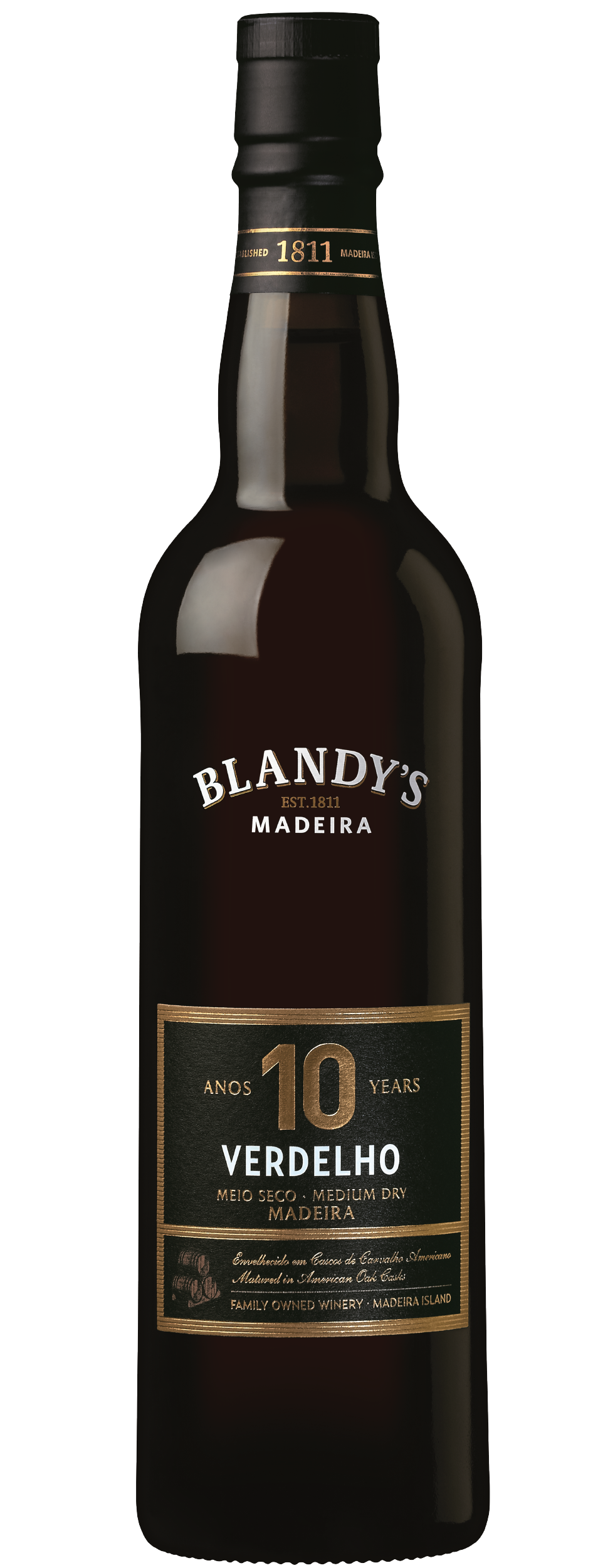 Product Image for BLANDY'S VERDELHO 10 YEAR OLD