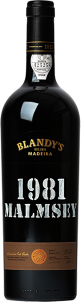 Product Image for BLANDY'S VINTAGE MALMSEY 1981