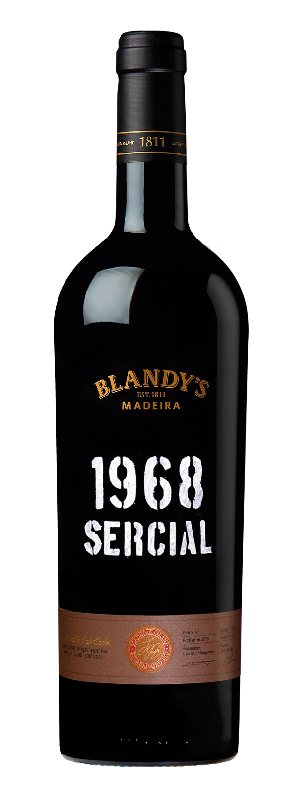 Product Image for BLANDY'S VINTAGE SERCIAL 1968 - MAGNUM