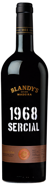 Product Image for BLANDY'S VINTAGE SERCIAL 1968