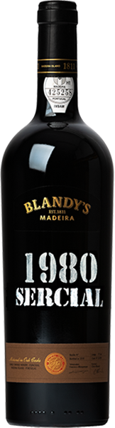 Product Image for BLANDY'S VINTAGE SERCIAL 1980