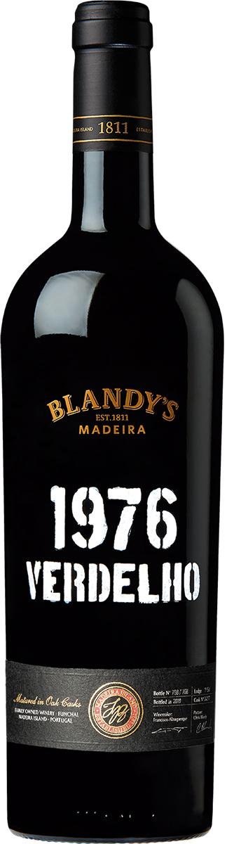 Product Image for BLANDY'S VINTAGE VERDELHO 1976