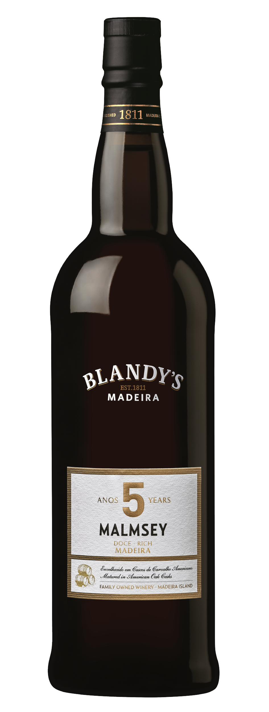 Product Image for BLANDY'S MALMSEY 5 YEAR OLD