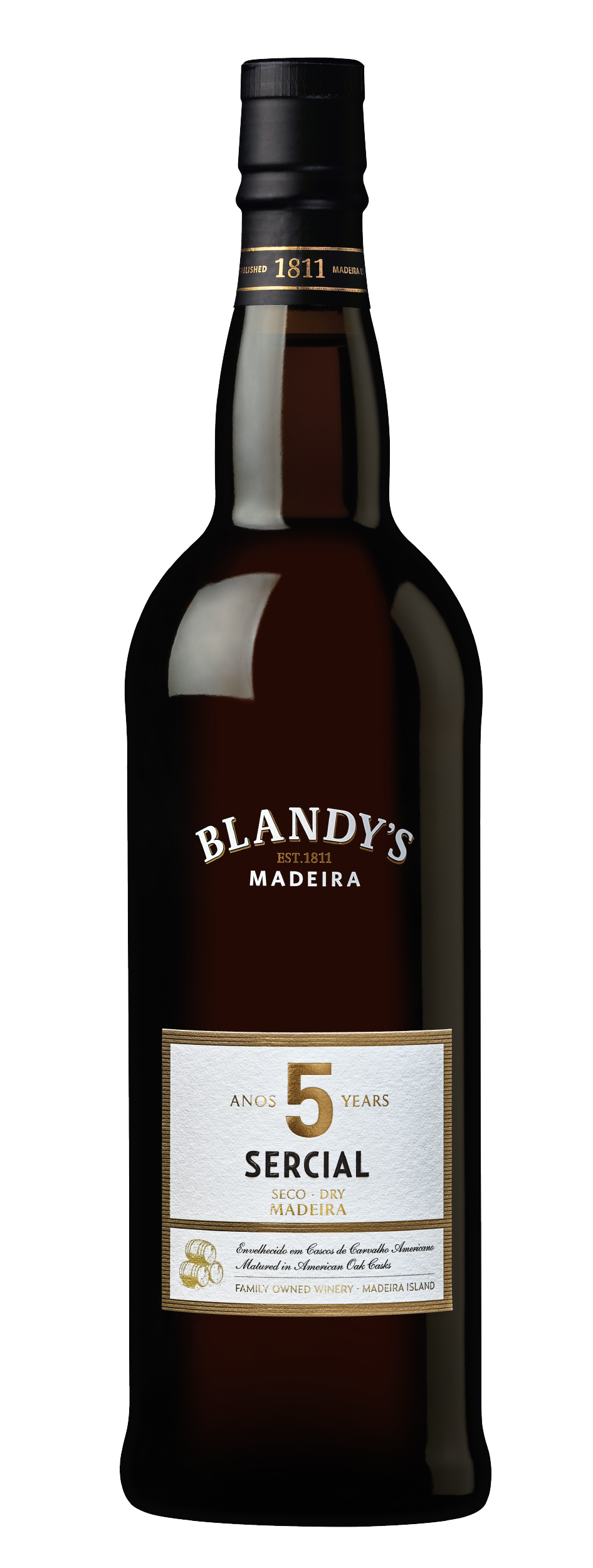Product Image for BLANDY'S SERCIAL 5 YEAR OLD