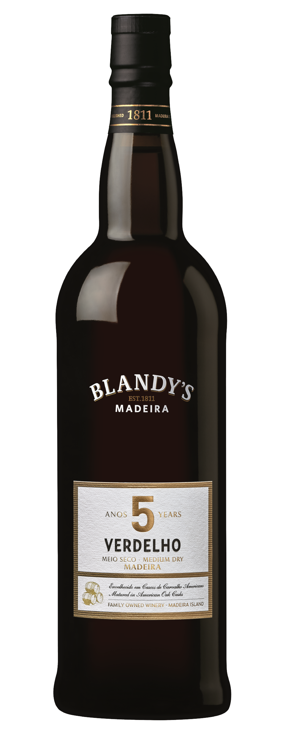 Product Image for BLANDY'S VERDELHO 5 YEAR OLD