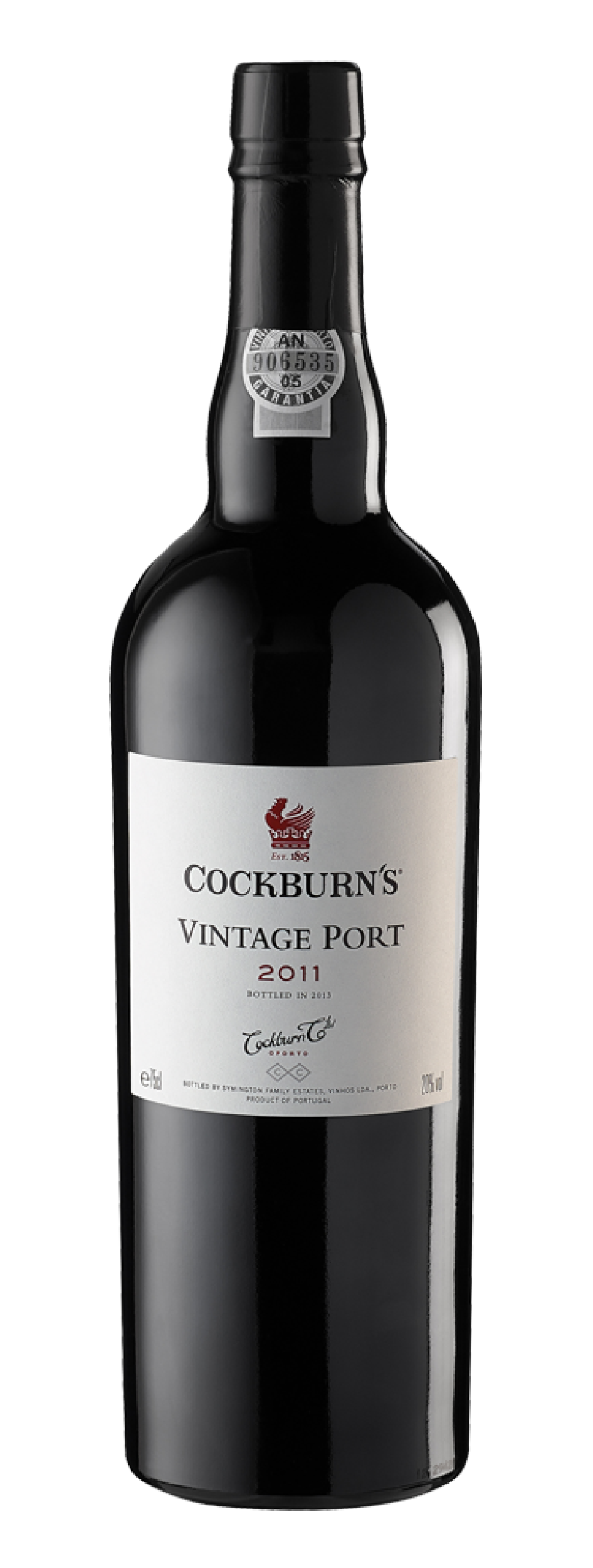 Product Image for COCKBURN'S VINTAGE PORT 2011