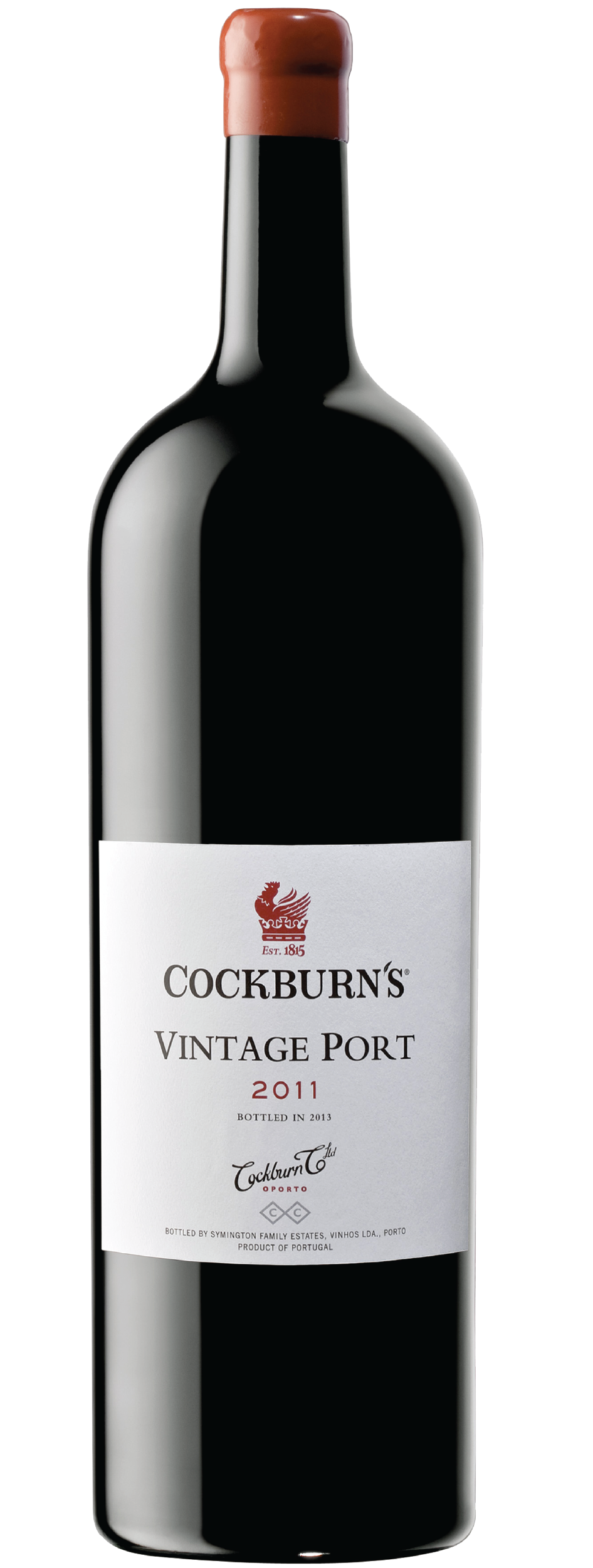 Product Image for COCKBURN'S VINTAGE PORT 2011 - DOUBLE MAGNUM