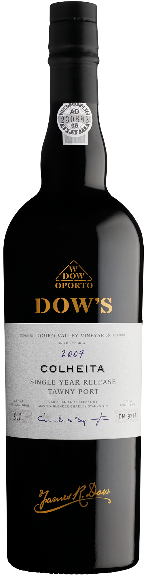 Product Image for DOW'S COLHEITA TAWNY PORT 2007