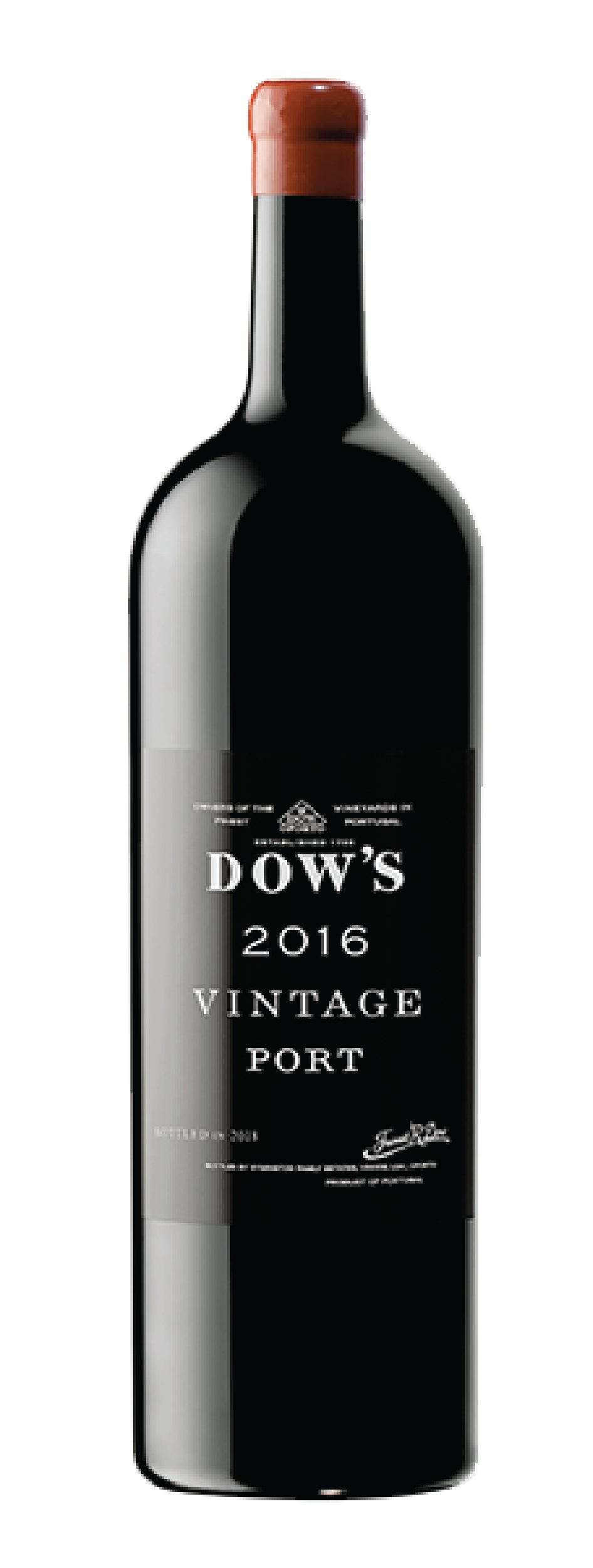 Product Image for DOW'S VINTAGE PORT 2016 - DOUBLE MAGNUM