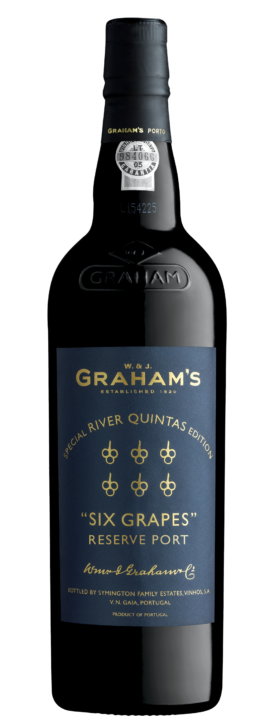 "Product Image for SIX GRAPES SPECIAL ""RIVER QUINTAS"" EDITION PORT"