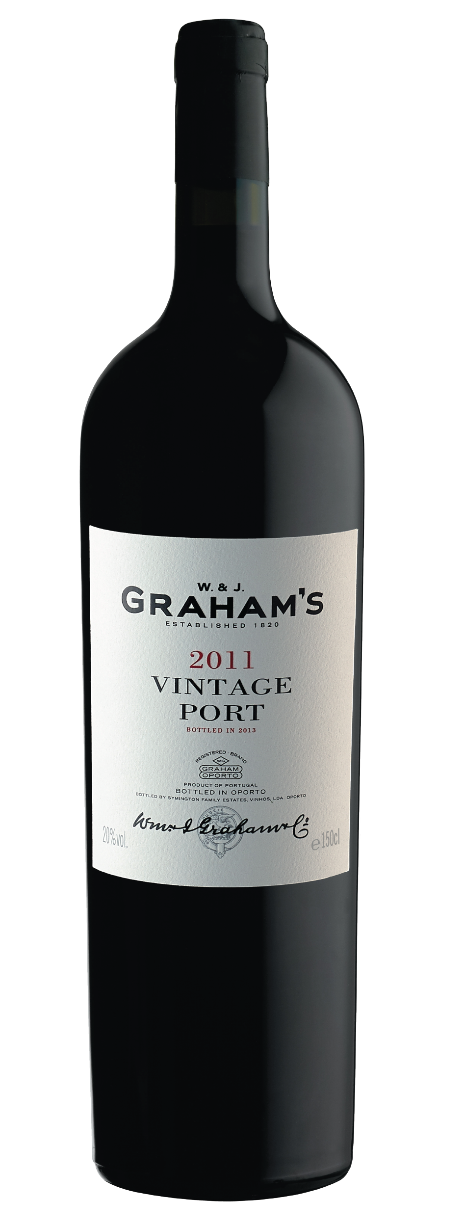 Product Image for GRAHAM'S VINTAGE PORT 2011 - MAGNUM
