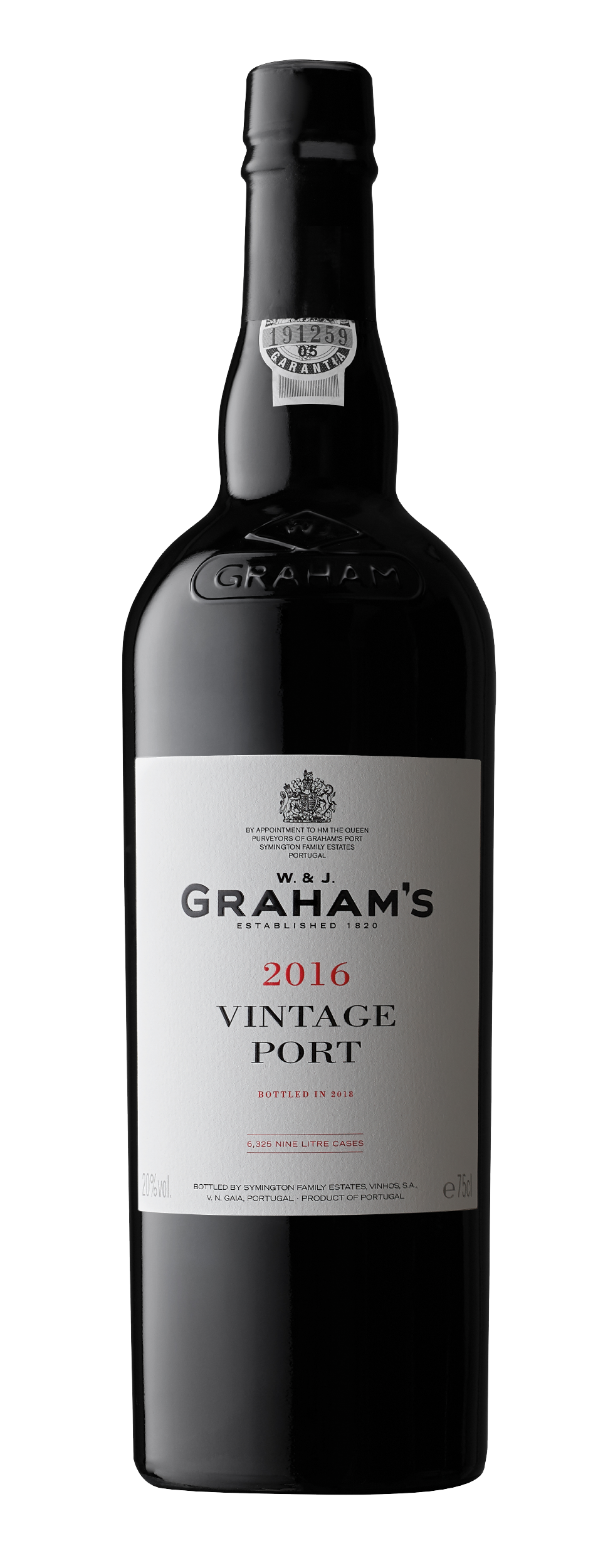 Product Image for GRAHAM'S VINTAGE PORT 2016 - MAGNUM