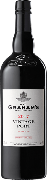 Product Image for GRAHAM'S VINTAGE PORT 2017 - DOUBLE MAGNUM