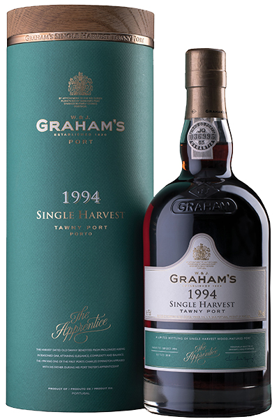 Product Image for GRAHAM'S SINGLE HARVEST TAWNY PORT 1994