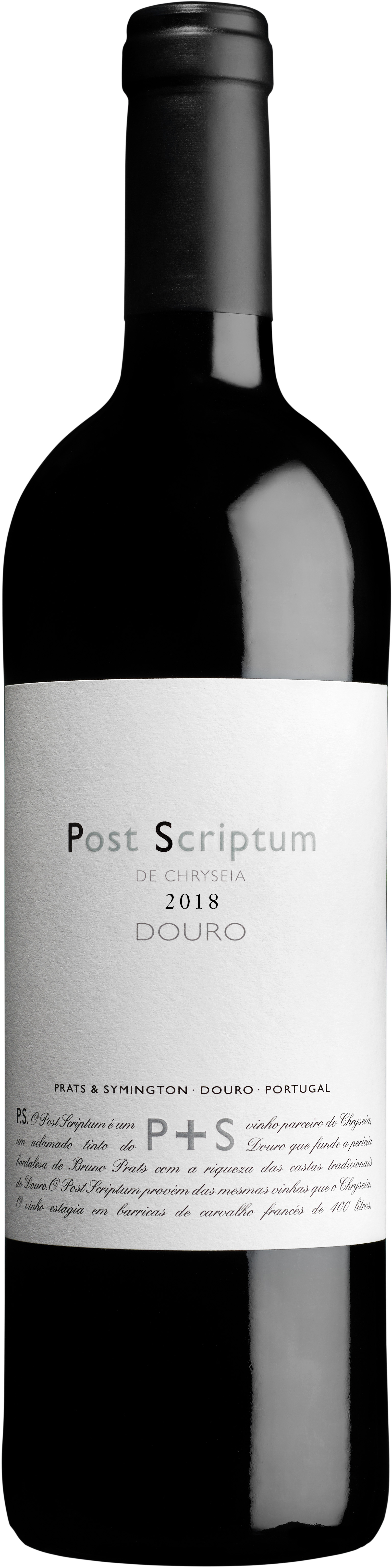 Product Image for P&S POST SCRIPTUM DE CHRYSEIA DOURO RED 2018